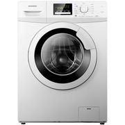 容声 RG80D1202BW 8公斤 变频滚筒洗衣机 零水压 羊毛洗 95℃高温煮洗(皓月白)
