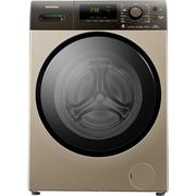 容声 XQG80-N125YBIG 8公斤 变频滚筒洗衣机 羊毛洗 95℃高温煮洗(香槟金)