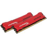 金士顿  骇客神条 Savage系列 DDR3 2133 16GB(8GBx2)台式机内存
