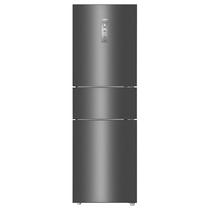 海尔 BCD-216WDPX 216升变频风冷无霜三门冰箱 中门全温区 大冷冻力 DE0杀菌 绅士银产品图片主图