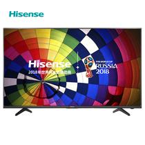 海信 LED43EC350A 43英寸 人工智能电视 VIDAA3.0丰富影视教育资源 (黑色高光)产品图片主图
