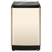 海信  8公斤 DD直驱变频全自动波轮洗衣机 全智能模糊控制 一键智洗 羊毛洗 羽绒服洗 XQB80-H6326DG