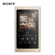 索尼 Hi-Res高解析度无损降噪音乐播放器16GB NW-A45(浅金)
