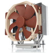 猫头鹰 NH-U14S TR4-SP3  6热管 CPU散热器 (支持AMD TR4 & SP3/A15 PWM温控风扇/)