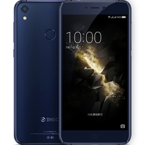 360手机 N5S 全网通 6GB+32GB 深海蓝 移动联通电信4G手机 双卡双待产品图片主图