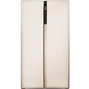 创维  W450AP 450升对开门冰箱 变频节能 风冷无霜 时尚纤薄设计(普利金)
