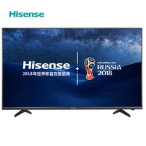 海信 LED32EC300D 32英寸 高清蓝光平板液晶电视金属背板 (深黑)产品图片主图