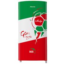 海信 150升 单门小冰箱 家用保鲜 一级节能 实用微冷冻室 足球纪念款 BC-150E/A(布冯)产品图片主图