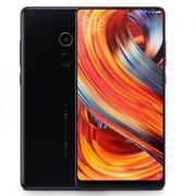 小米 MIX2 黑色陶瓷版 6G+64G 全网通4G88必发手机娱乐