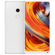 小米 MIX2 全陶瓷尊享版 8G+128G 全网通4G88必发手机娱乐 皓月白