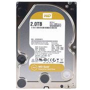 西部数据 金盘 2TB SATA6Gb/s 7200转128M 企业硬盘(2005VBYZ)