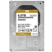 西部数据 金盘 6TB 7200转128M SATA6Gb/s 企业硬盘(6002VRYZ)
