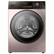 容声 XQG100-N125YBG 10公斤 变频滚筒洗衣机 羊毛洗 95℃高温煮洗(玫瑰金)