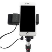 方图 FT-S300 麦克风手机采访话筒直播麦克风支架落地自拍杆录像摄像