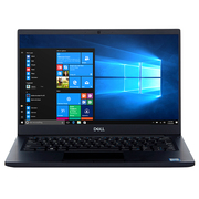 戴尔 Latitude 7380 13.3英寸笔记本电脑(i7-7600U 8GB 512GBPCIe 4芯 Win10H)