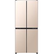 创维 W38E 383升十字对开门冰箱 风冷无霜 电脑控温 分类存储(普利金)