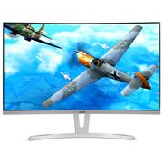 宏碁 ED273 A 27英寸144Hz 1800R曲率窄边框VA广视角全高清沉电竞显示器 (DVI/HDMI/DP)