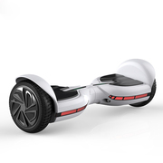 solomini Q1 成人智能双轮电动平衡车思维车体感车代步车迷你自平衡车火星车儿童扭扭车两轮低配白色
