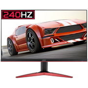 宏碁 暗影骑士KG251Q D 24.5英寸 240Hz 1ms FreeSync 窄边框 FDH电竞显示器(HDMI/DP+内置音响)