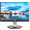 飞利浦 23.8英寸 AH-IPS屏窄边框 2K/QHD 99%sRGB 旋转升降底座 电脑液晶显示器242B7QPTEB产品图片1