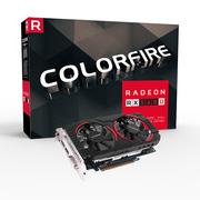 镭风  RX 560D 悍甲蜥 4G 1176MHz/6000MHz 4G/128bit GDDR5 PCI-E 3.0游戏显卡