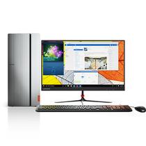 联想 天逸510 Pro商用台式电脑23英寸(i3-7100 4G 1T 集显 Win10 Office)产品图片主图
