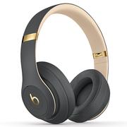 Beats Studio3 Wireless 录音师无线3代 头戴式 蓝牙无线耳机 降噪耳机 游戏耳机 - 魅影灰(限量款)  含麦克风 MQUF2PA/A