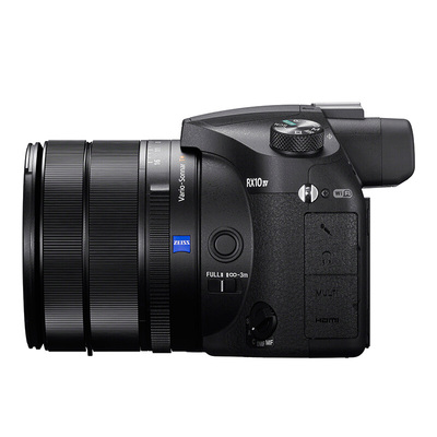 索尼 RX10 IV 黑卡超长焦旗舰数码相机(24mm-600mF2.4-F4蔡斯镜头) 黑色产品图片4