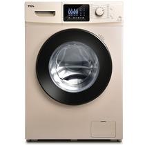 TCL XQG100-P310B 10公斤 全自动变频滚筒洗衣机 中途添衣 节能静音(流沙金)产品图片主图