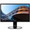 飞利浦 23.8英寸 IPS-ADS屏广视角 锐丽色彩 旋转升降底座 商务办公液晶显示器241P6EPJEB产品图片1