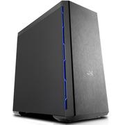酷冷至尊 MasterBox MB600L静音中塔机箱(ATX/拉丝面板/侧板附静音棉/长显卡/独立电源仓)