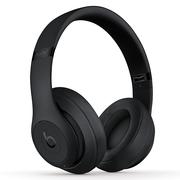 Beats Studio3 Wireless 录音师无线3代 头戴式 蓝牙无线降噪耳机 游戏耳机 - 哑光黑 含麦克风 MQ562PA/A