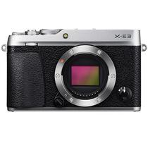 富士 X-E3 机身 银色 2430万像素 触摸屏 4K视频 蓝牙4.0产品图片主图