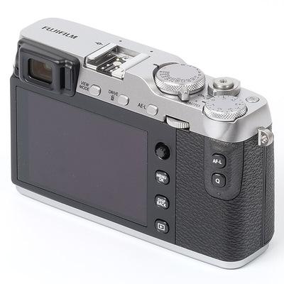 富士 X-E3 机身 银色 2430万像素 触摸屏 4K视频 蓝牙4.0产品图片3
