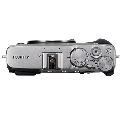 富士 X-E3 机身 银色 2430万像素 触摸屏 4K视频 蓝牙4.0产品图片5