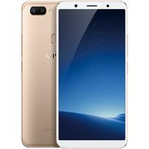 vivo 全面屏 X20 全网通 4GB+64GB 移动联通电信4G手机 金色 标准版产品图片主图