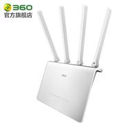 360 安全路由P4 全千兆光纤宽带穿墙王无线路由器 双层全金属1+4千兆网口 抗干扰更稳定