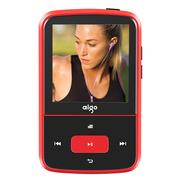 爱国者  hifi无损音乐播放器mp3-107迷你 学生mp3 蓝牙随身听跑步运动有屏可扩展 红色