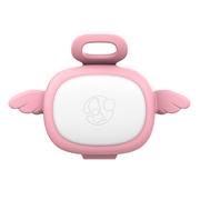 小毛球 宠物追踪器 – 粉红天使 (粉红色)