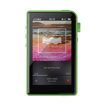 山灵 M2s便携无损音乐播放器HIFI蓝牙发烧MP3 (草木绿)产品图片主图
