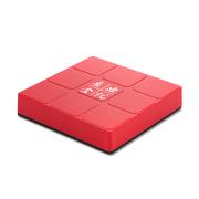 迪优美特 M8 智能高清网络机顶盒 2G+32G 安卓电视盒子 H.265硬解 无线wifi直播 网络播放器