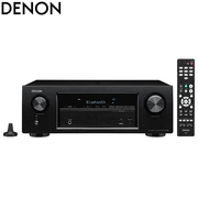天龙 AVR-X540BT 音响 音箱 家庭影院 5.2声道AV功放机  4K 杜比 DTS USB 蓝牙 进口 黑色