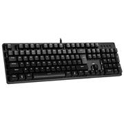 惠普  Y1L64PA GK100 有线机械键盘 茶轴  办公/游戏键盘