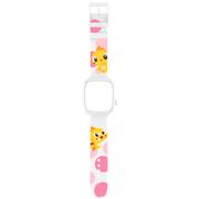 360 儿童手表SE系列表带 粉泡泡