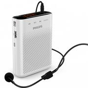 飞利浦  SBM210 小蜜蜂扩音器 教师/教学导游专用 商务会议 插卡播放器 FM收音 音乐播放器