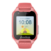 阿巴町 V328 儿童电话手表 4G视频通话防水拍照定位智能通话手表手机男女孩