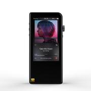 山灵 M3s 便携无损音乐播放器支持平衡输出HIFI蓝牙发烧MP3(深黑色)