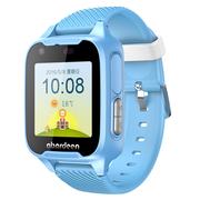 阿巴町 V328 儿童智能电话手表 4G视频通话定位防水触屏拍照益智手表