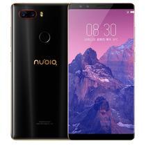 努比亚 Z17S 全面屏 黑金 6GB+64GB 全网通 移动联通电信4G88必发手机娱乐 双卡双待产品图片主图