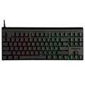 樱桃 MX Board 8.0 G80-3888HUAEU-2 RGB背光机械键盘 黑色黑轴